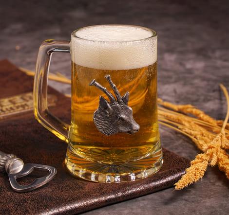 แก้วเบียร์