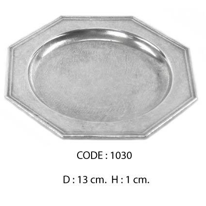 Code: 1030 D 13 cm H 1 cm.