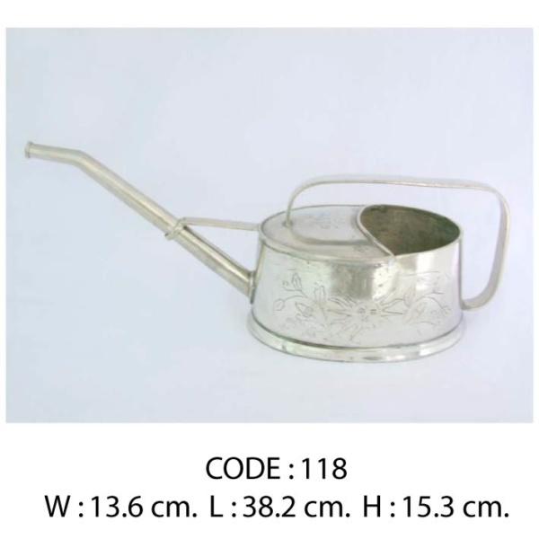 Code: 118